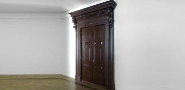 Porta in legno Isofire L/Star