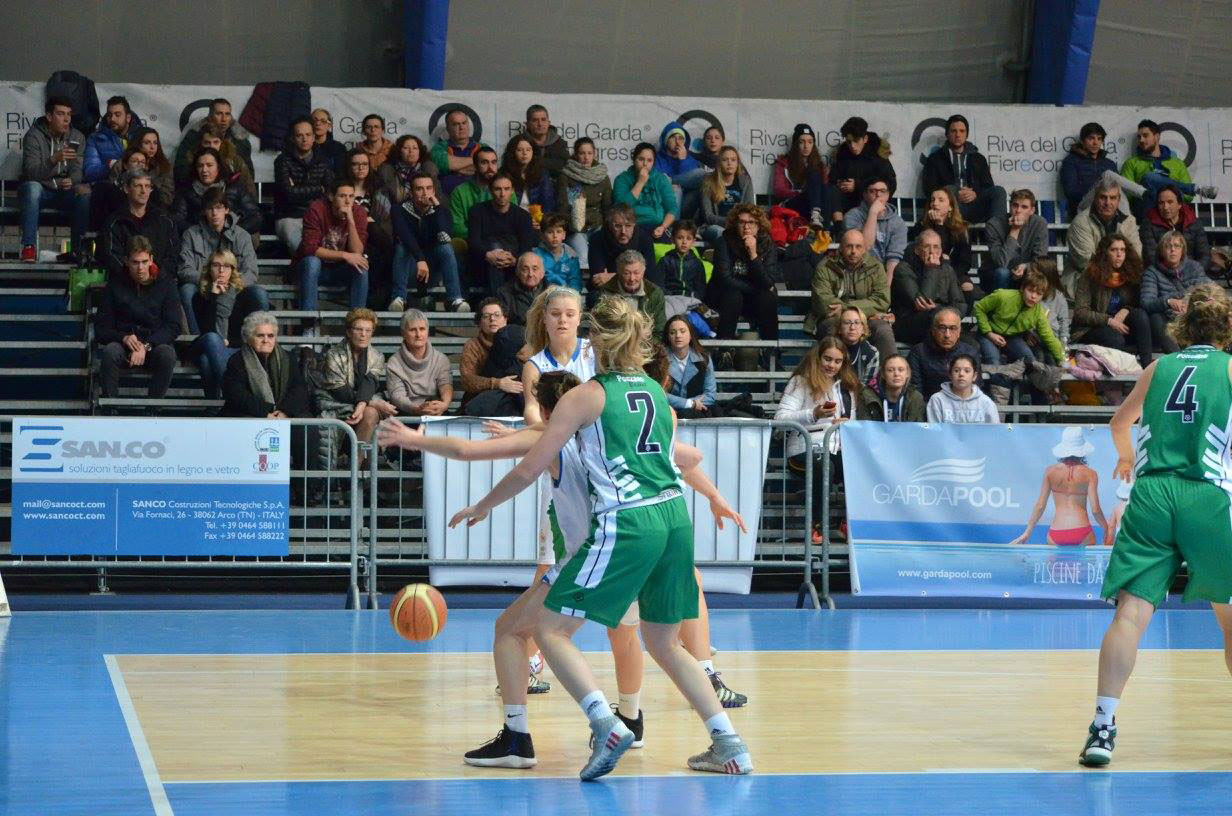 San.co per lo sport - Cestistica Rivana