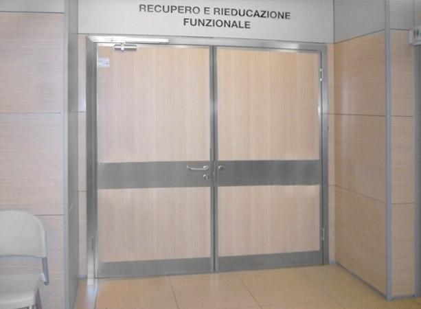 San.co per Ospedale Montecchio