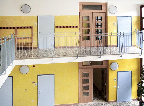 San.co per Scuola Elementare Bolzano