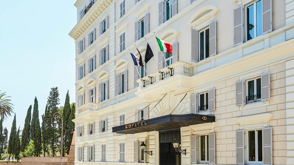 San.co per Hôtel Sofitel Roma