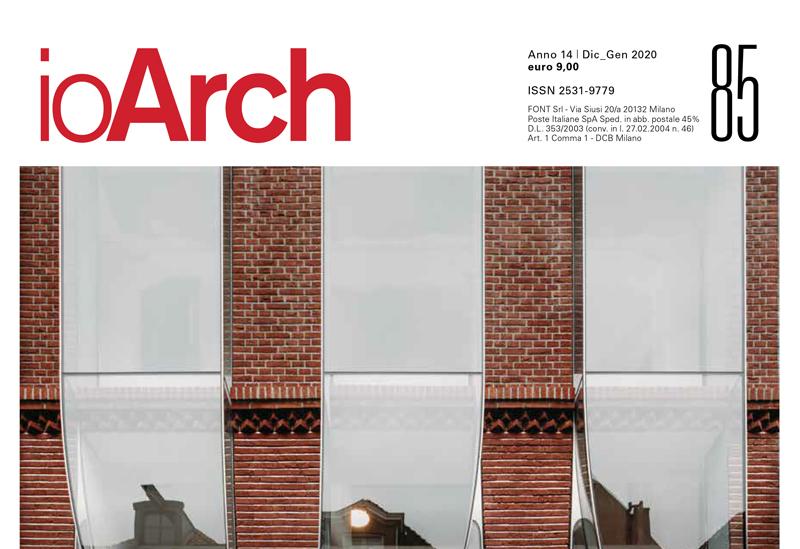 sanco_cover_uscita_ioarch_85_marzo_2020
