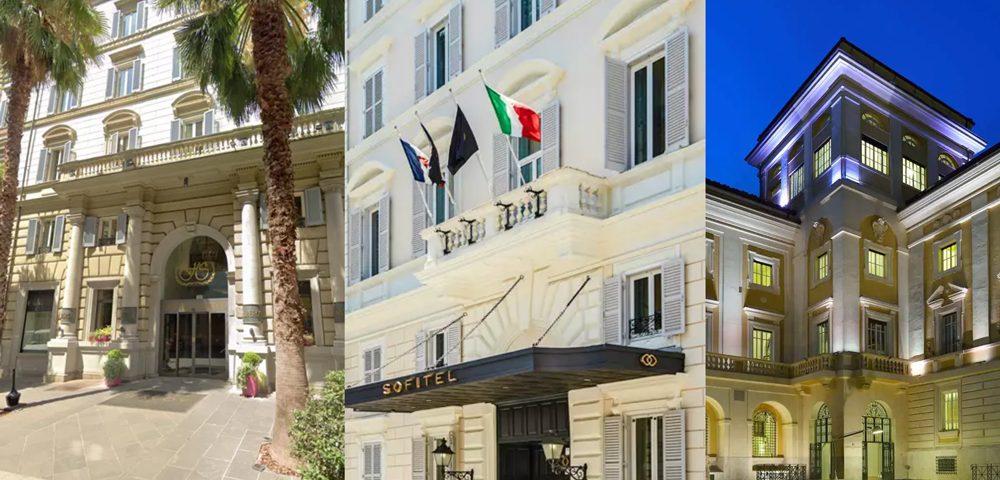 San.Co Porte tagliafuoco per i 3 hotel storici della capitale