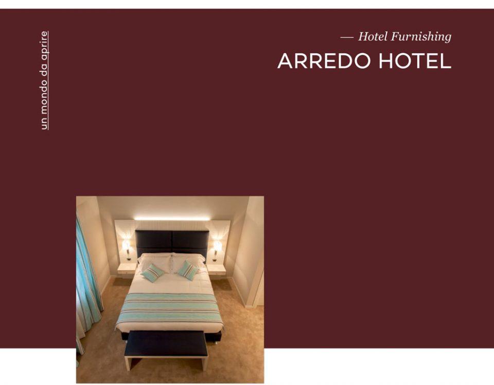 Catalogo ArredoHotel 2020 copertina