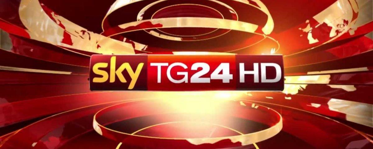 Progetti San.co. su Sky TG 24